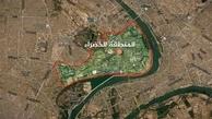 اصابت دو موشک کاتیوشا در مرکز بغداد