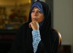 فائزه هاشمی: حرف های اخیر آقای کدخدایی مانوری تبلیغاتی نباشد