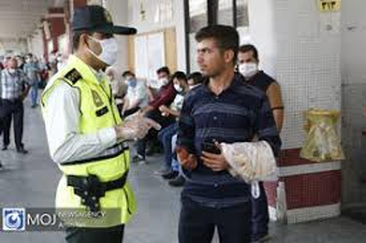 ازفردا  ورودافراد بدون ماسک در ناوگان عمومی شهرتهران ممنوع خواهد شد.