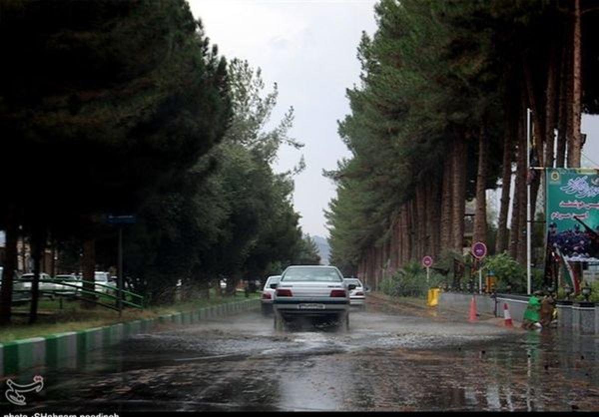 هشدار وقوع سیلاب ناگهانی در برخی استانها