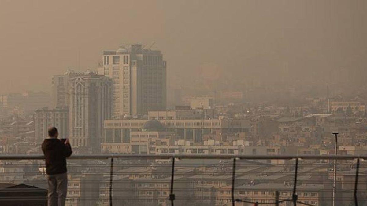 کاهش کیفیت هوا در کلان شهرها تا پنجشنبه