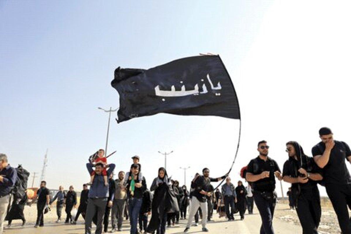 اربعین 1400 | مرزهای هوایی بین ایران و عراق به شکل محدود باز است
