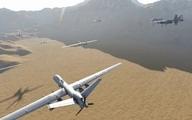 حمله هوایی یمن به خاک عربستان