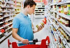 با گرانی مواد خوراکی مردم دیگر قادر به خریددرفروشگاه ها نیستند