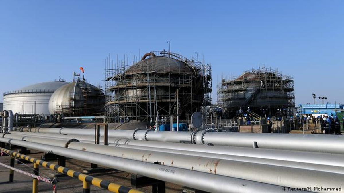 میزان تولید نفت عربستان سعودی به حالت عادی بازگشت