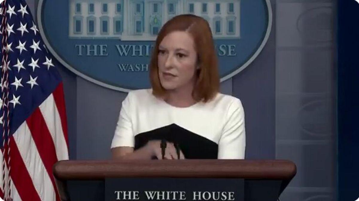 ادعای سخنگوی کاخ سفید: آمریکا مشتاق بازگشت به مذاکرات است