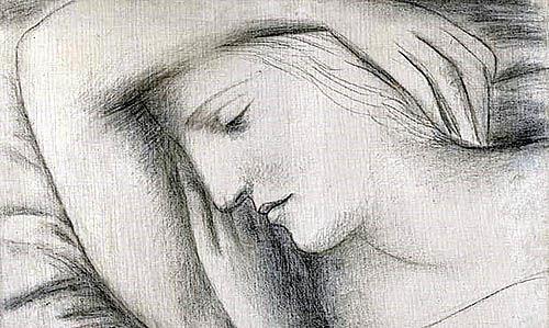 حراج پرتره دیده نشده «پیکاسو» پس از ۹۰ سال