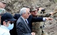 بازدید سفیر ایران از مناطق مرزی ارمنستان