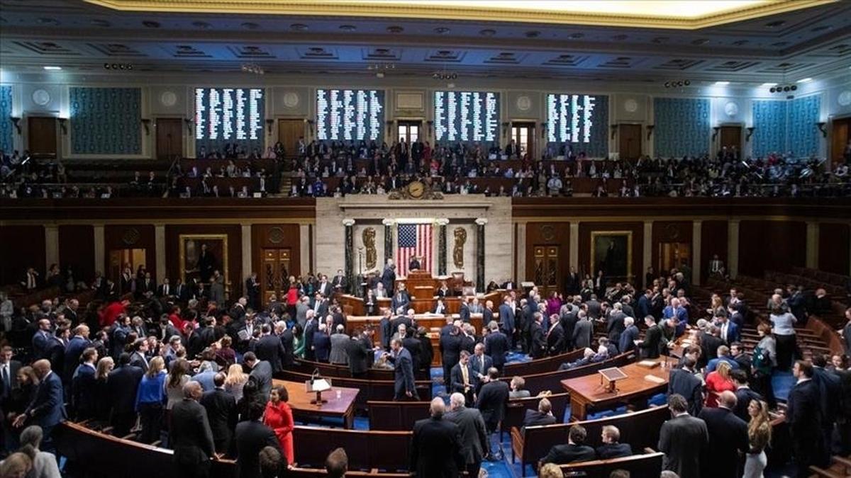 طرح استیضاح ترامپ در مجلس نمایندگان آمریکا تایید شد