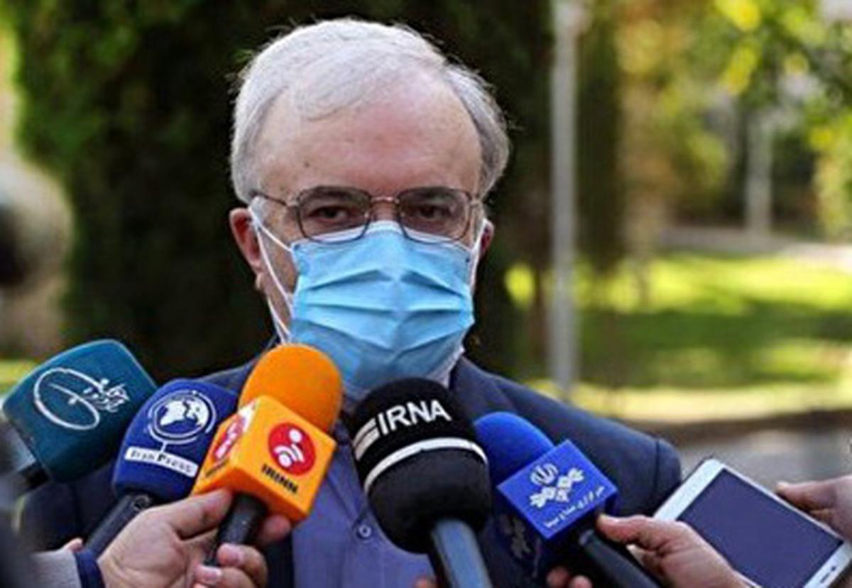 نمکی: ما واکسن کوبایی نداریم| نمکی تاکیدکرد: رهبری درباره واکسن وارداتی منعی نداشتند