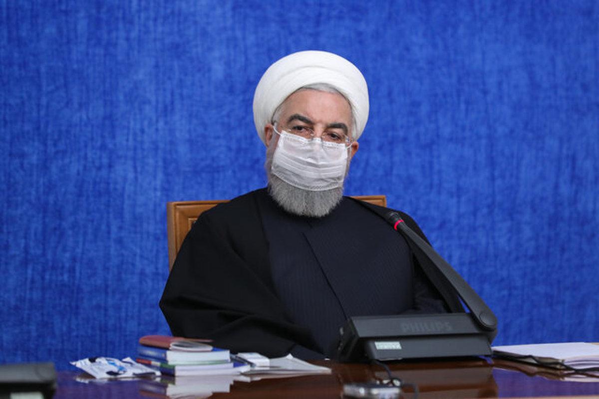 روحانی: میدان و دیپلماسی دو صحنه مقابل هم نیست