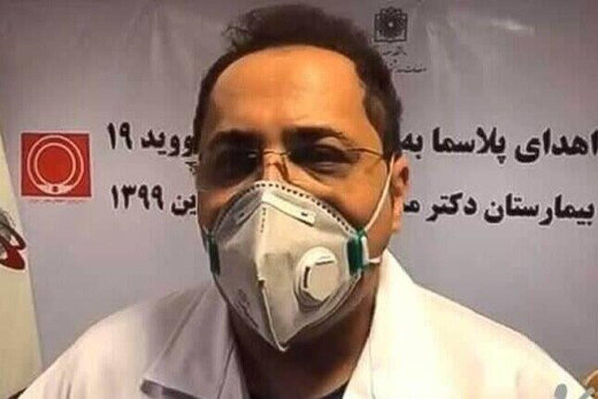انتقادات پزشک بیمارستان مسیح دانشوری به دکتر ملک زاده