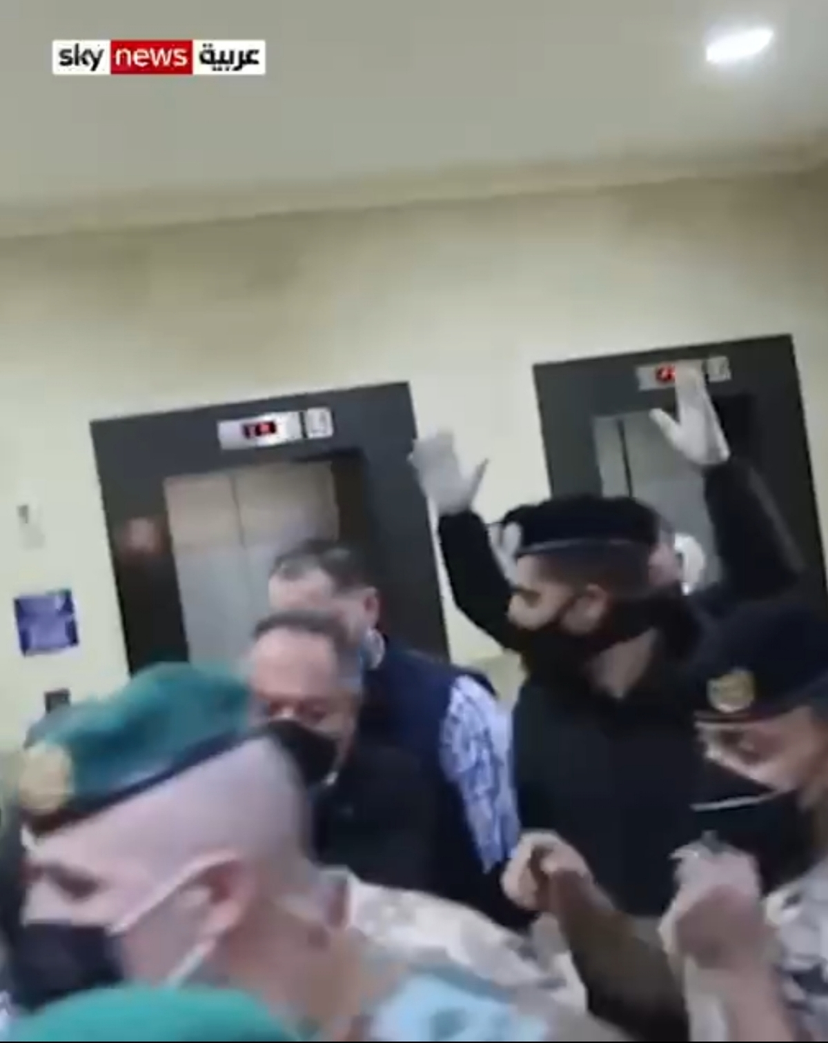 جنجال در اردن بعد از قطع اکسیژن بیماران کرونایی + ویدئو
