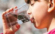 با نوشیدن آب پیش از غذا لاغر شوید