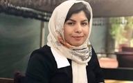 حضور زن قهرمان افغانی در بیمارستان کابل برای کمک کودکان یتیم