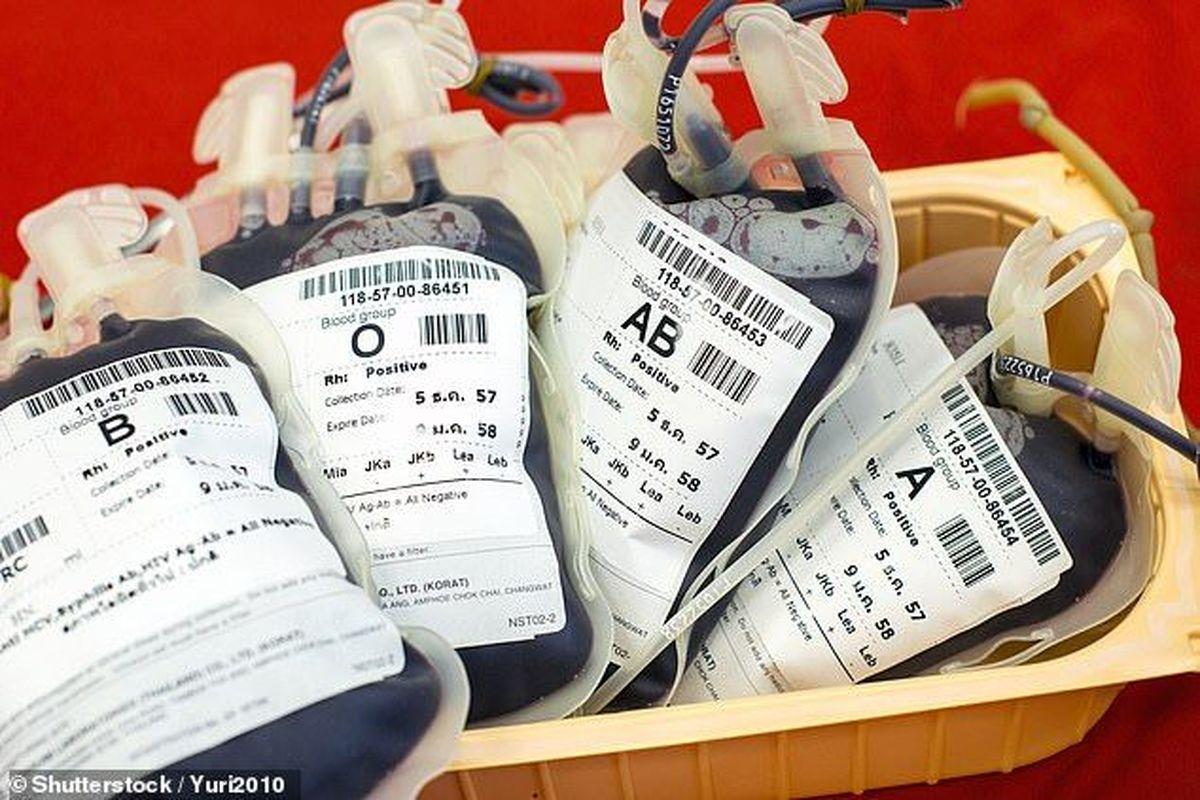 تاثیر گروه خونی افراد برای ابتلا به کرونا رد شد