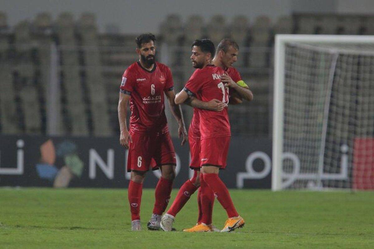 هیولا وارد شد| پیروزی پرسپولیس با گل سه امتیازی سید جلال