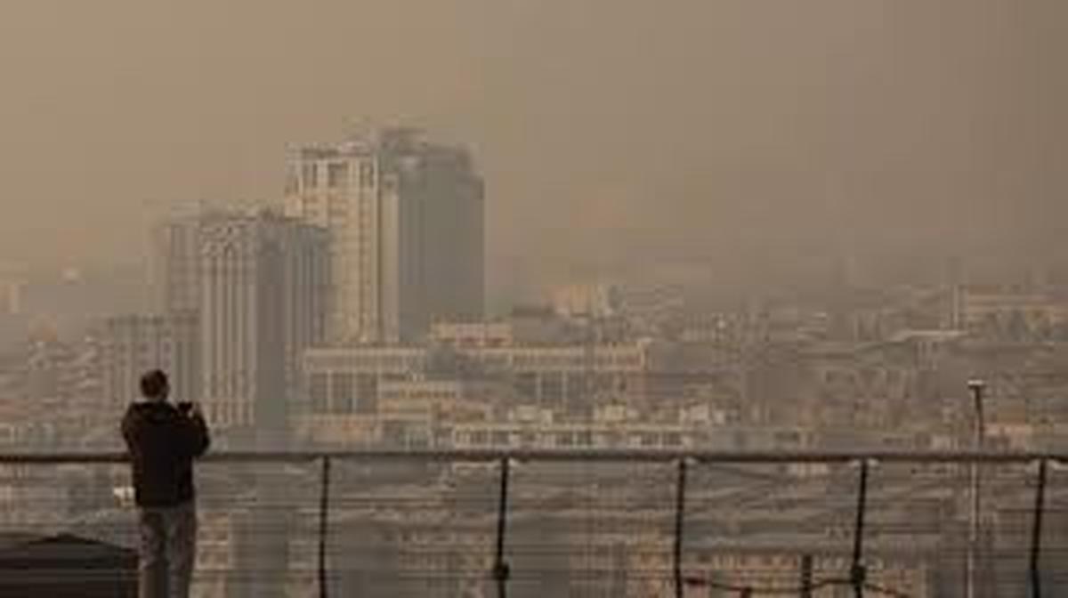 هوای تهران «خطرناک» شد