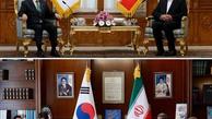 چرا نخست وزیر کره جنوبی با لاریجانی دیدار کرد؟ | نخستوزیر کره جنوبی هم با قالیباف دیدار کرد هم با لاریجانی