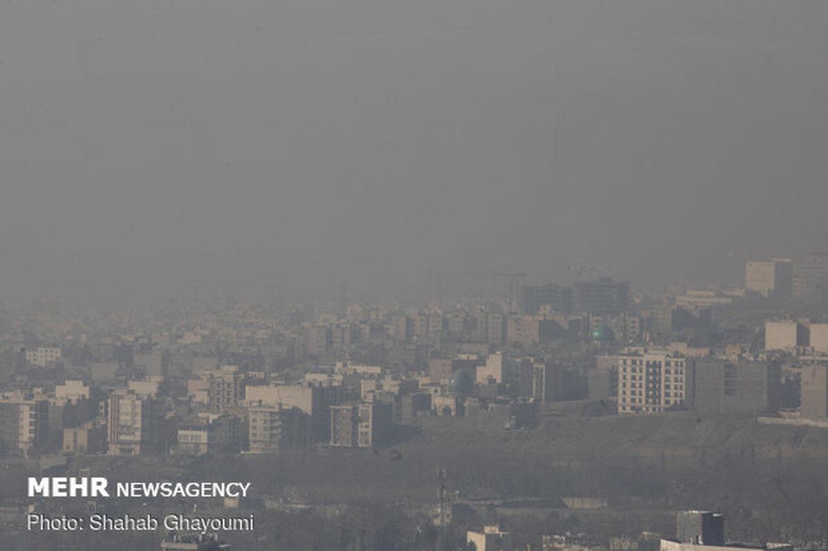 بهبود یافتگان کرونا مراقب آلودگی هوا باشند