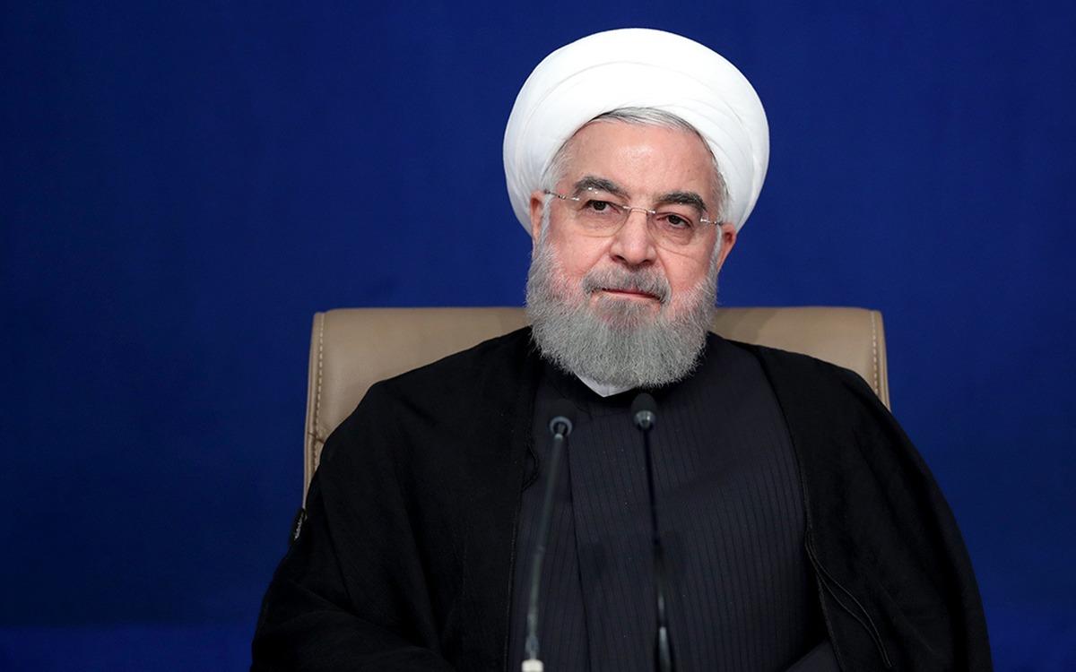 پیام تبریک روحانی به مناسبت نتایج تیم ملی کشتی آزاد ایران در مسابقات جهانی