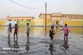 آبگرفتگی بندر امام  |  با مقصران برخورد قانونی میشود