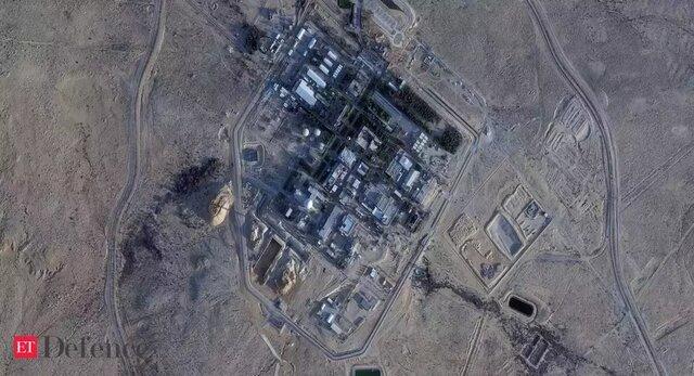 آسوشیتدپرس: تاسیسات مخفی اتمی اسرائیل مشغول انجام یک پروژه بزرگ است