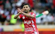 تیم فوتبال سایپا       مسلمان فرصت حضور در زمین  را از دست داد