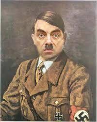 بازیگر «مستر بین» نقش هیتلر را بازی میکند