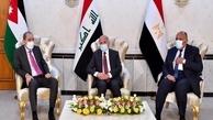 وزرای خارجه عراق، اردن و مصر پیرامون مسائل منطقه ای رایزنی کردند