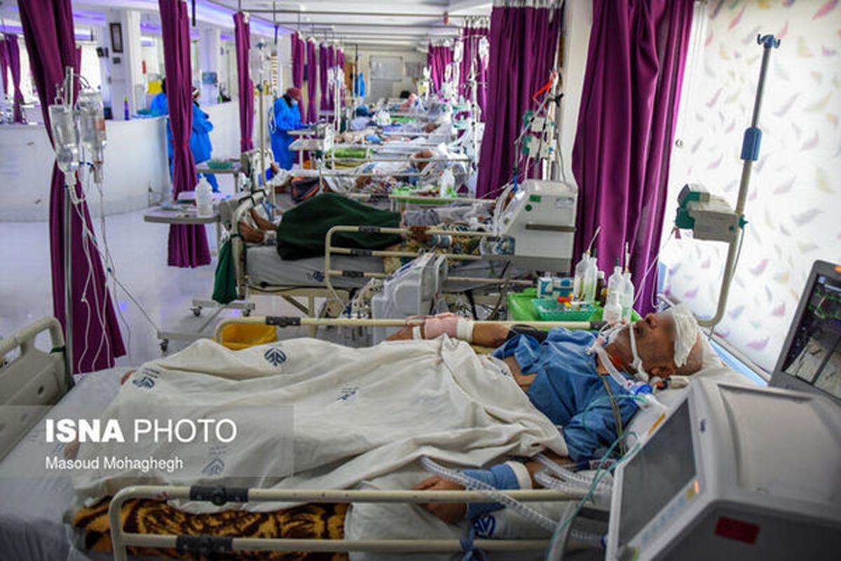 شیوه جدید پذیرش بیماران کرونایی در بیمارستان