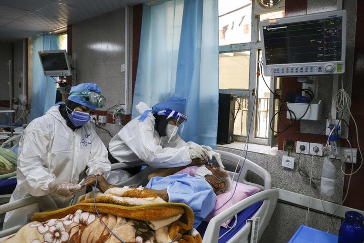 افزایش ۲۰ درصدی بستری بیماران کرونایی در مازندران