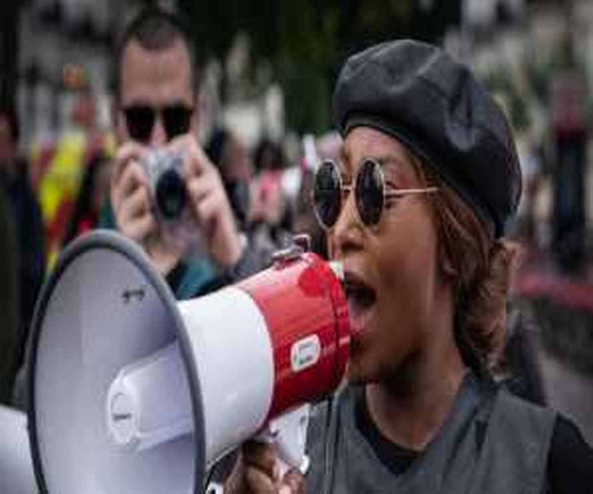 حال فعال ضد نژادپرستی در نتیجه تیراندازی در لندن وخیم است