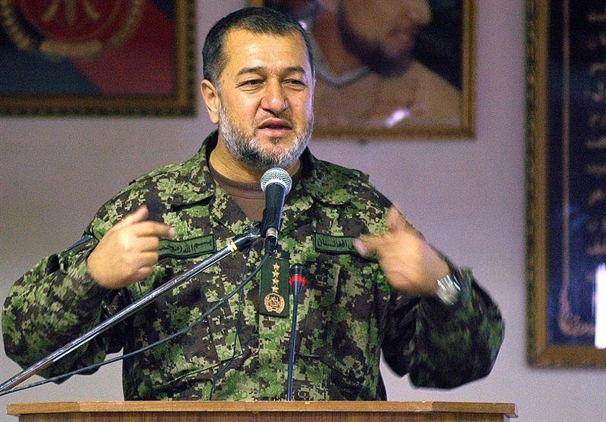 وزارت دفاع افغانستان: اجازه نمیدهیم رژیم طالبان در افغانستان حاکم شود