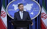 خطیبزاده: ناآرامی در افغانستان را تحمل نمیکنیم | برای ادامه مذاکرات باید منتظر استقرار دولت باشیم