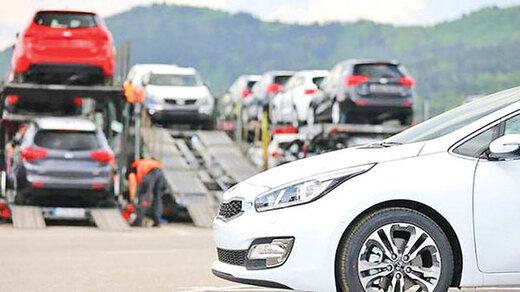 مسیر سقوط ۴۰ درصدی قیمت خودروهای وارداتی