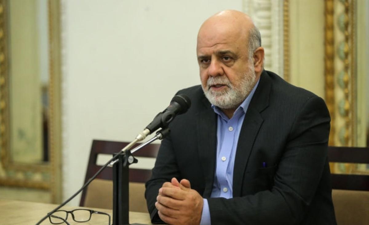 سفیر ایران در عراق: به دنبال جنگ با هیچ کشوری نیستیم