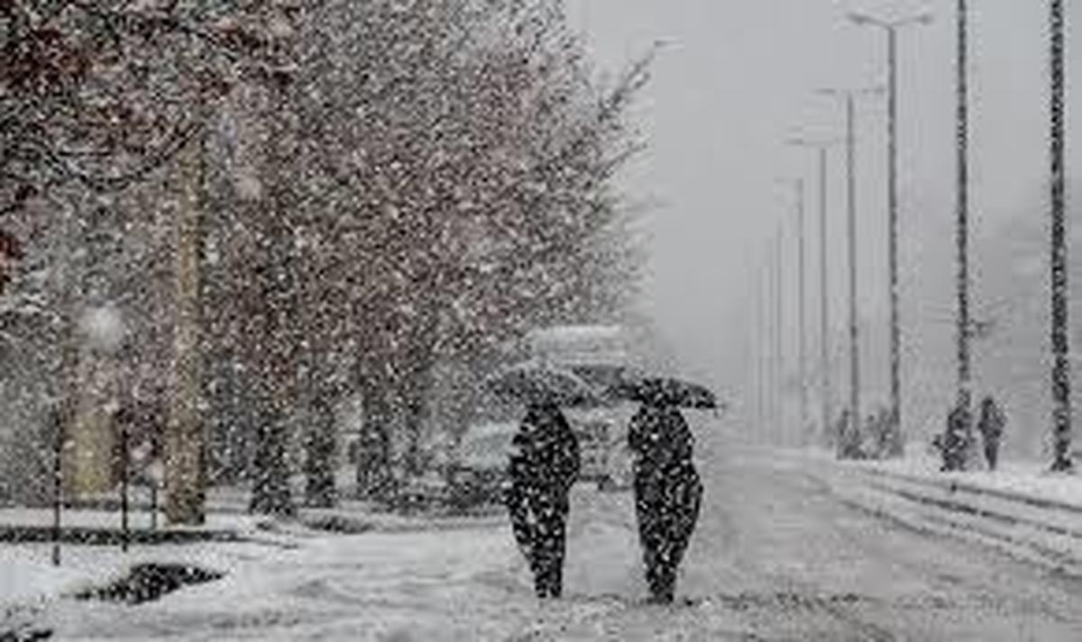 ورود سامانه بارشی به کشور از پنجشنبه