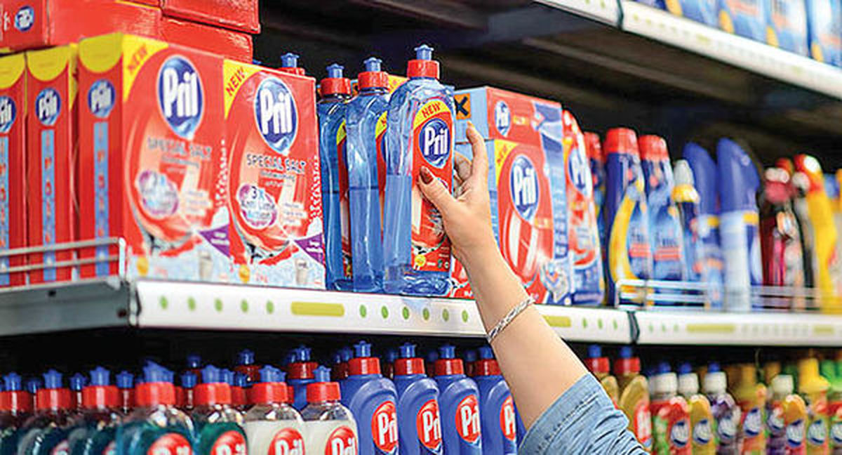 مصرف شامپو تخممرغی ۳ برابر شد   اثر تورم بر بازگشت ذائقههای قدیمی به بازار مواد شوینده