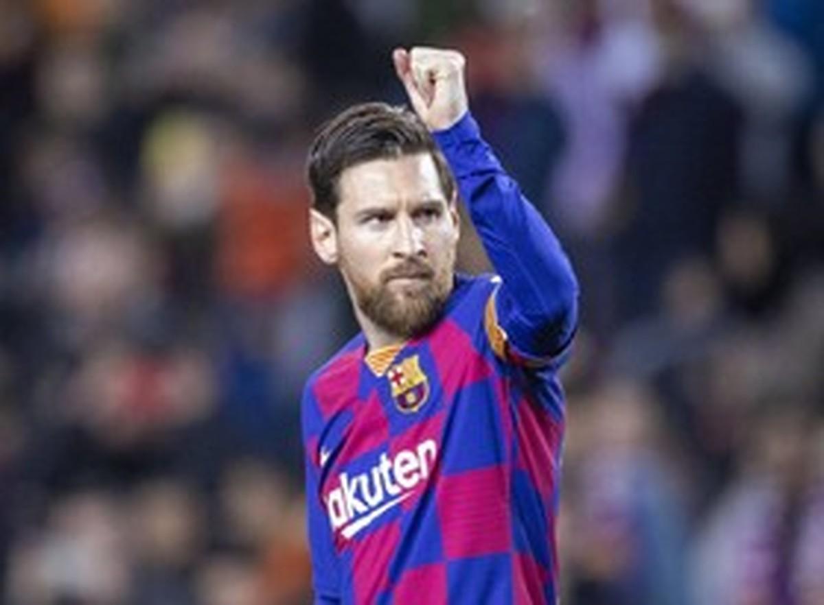 مسی   |   کاپیتان باشگاه بارسلونا تغییری نخواهند کرد