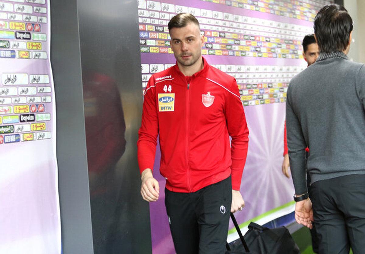 رادوشوویچ : فرصتی برای بازگشت نیست