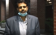 احمد نادری  |  برای دومین بار نماینده تهران در مجلس به کرونا مبتلا شد