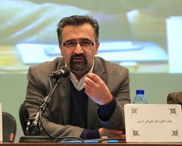 علی اکبر گرجی : مصوبه شورای نگهبان برخلاف قانون اساسی است