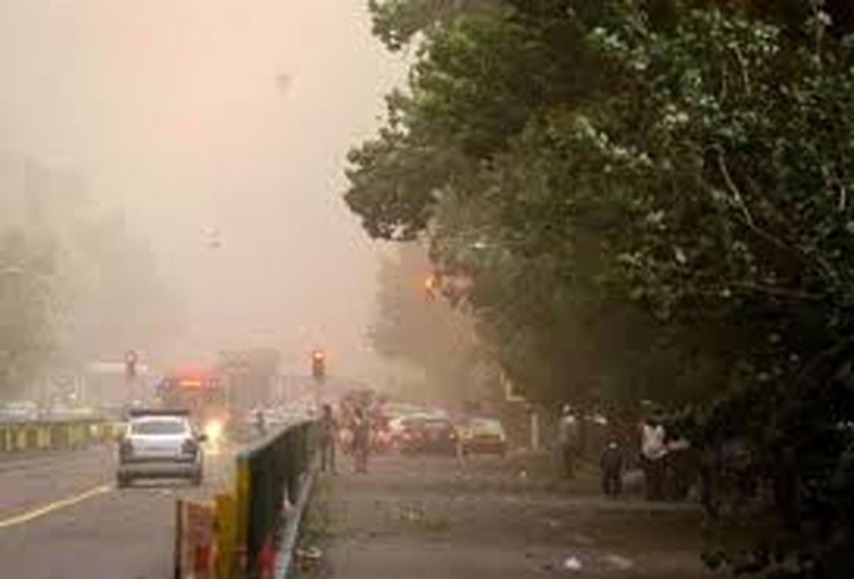 پیشبینی آسمان ابری همراه با وزش باد برای استان تهران