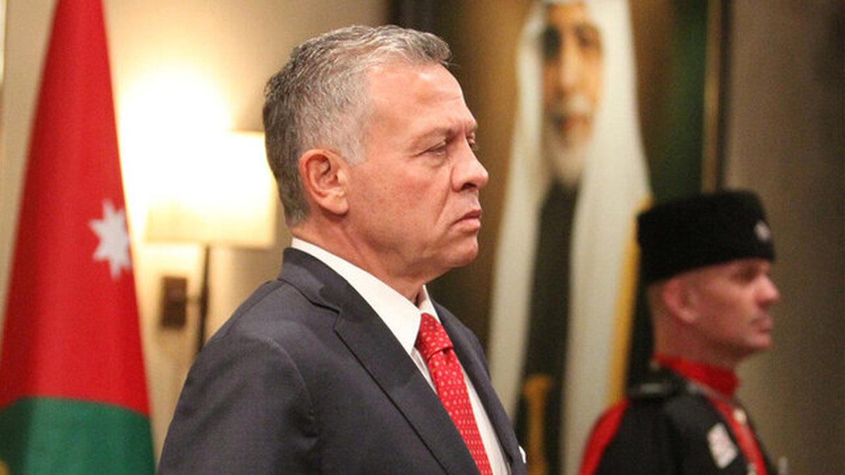 سفر پادشاه اردن به ابوظبی