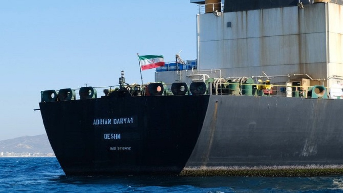 رسیدن دومین کشتی سوختی از ایران به بندر بانیاس سوریه