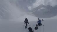 مجتبی خالدی  |  حدود ۱۰۰ کوهنورد در برف توچال گرفتار شدند