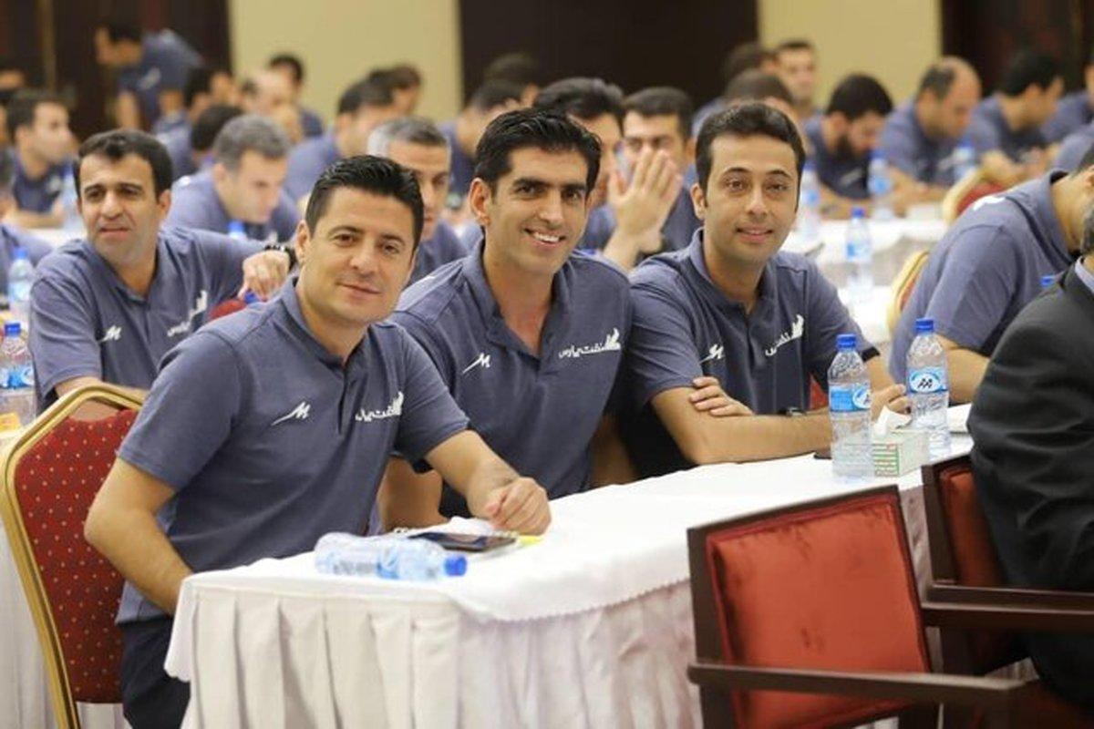 لیگ قهرمانان آسیا    4داور ایرانی در لیگ قهرمانان آسیا قضاوت میکنند