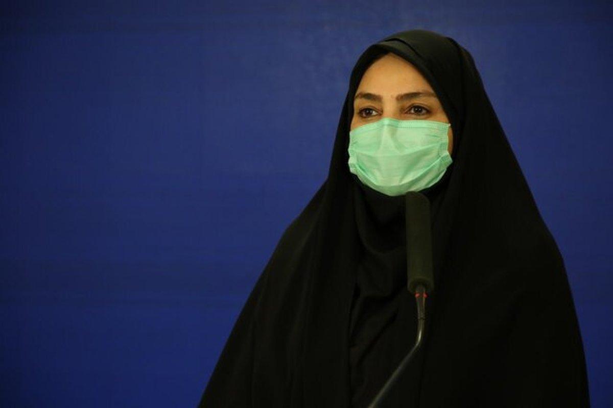 وزارت بهداشت  |   افزایش ابتلا به کرونا در جمعهای خانوادگی و فضاهای بسته
