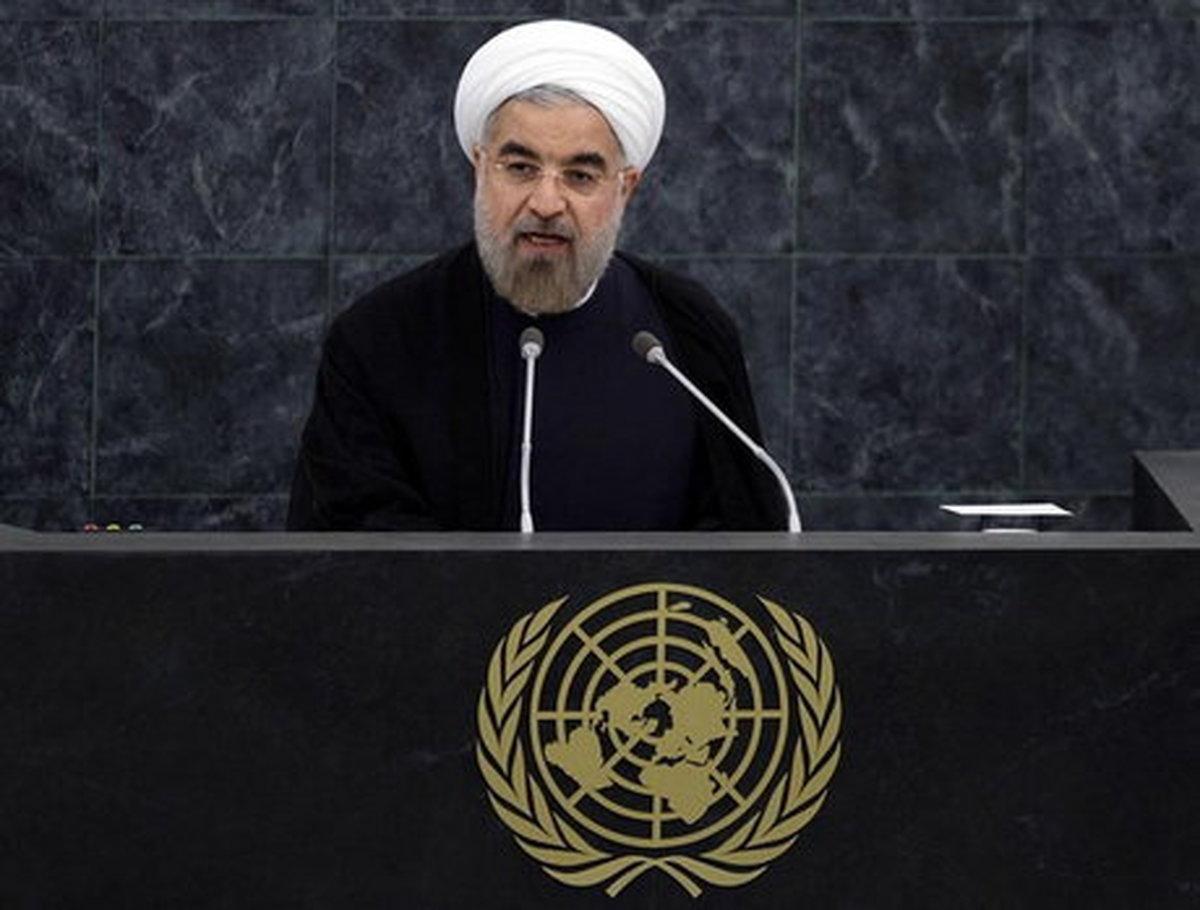 سخنرانی روحانی ساعت ۹ امشب در مجمع عمومی سازمان ملل